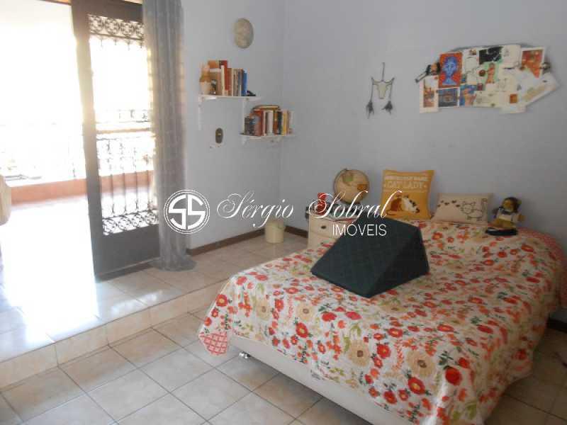 0003, - Casa em Condomínio 3 quartos à venda Vila Valqueire, Rio de Janeiro - R$ 950.000 - SSCN30002 - 3
