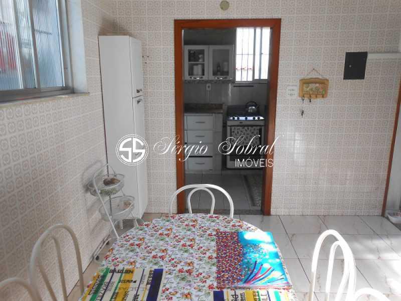 0012 - Casa em Condomínio 3 quartos à venda Vila Valqueire, Rio de Janeiro - R$ 950.000 - SSCN30002 - 12