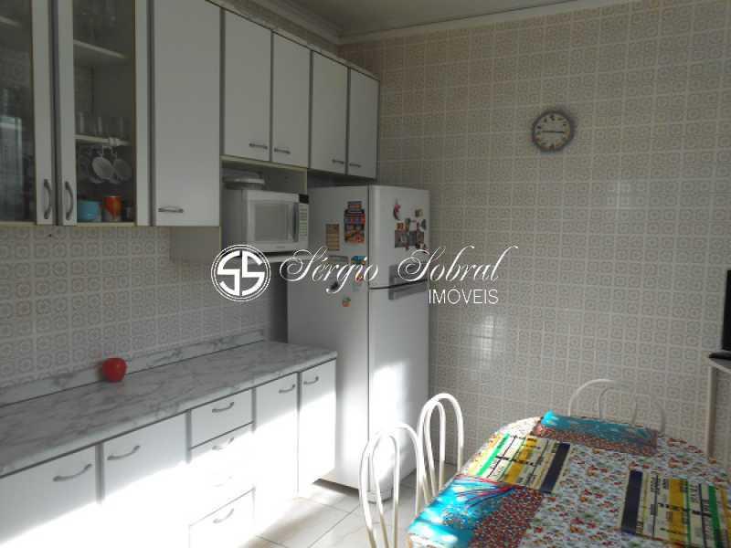 0014 - Casa em Condomínio 3 quartos à venda Vila Valqueire, Rio de Janeiro - R$ 950.000 - SSCN30002 - 14