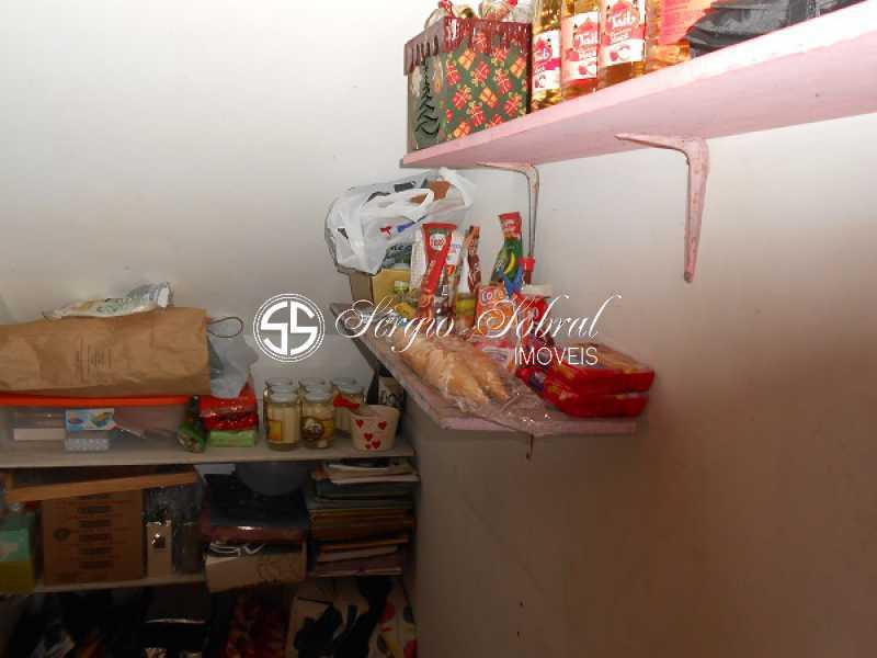0015 - Casa em Condomínio 3 quartos à venda Vila Valqueire, Rio de Janeiro - R$ 950.000 - SSCN30002 - 15