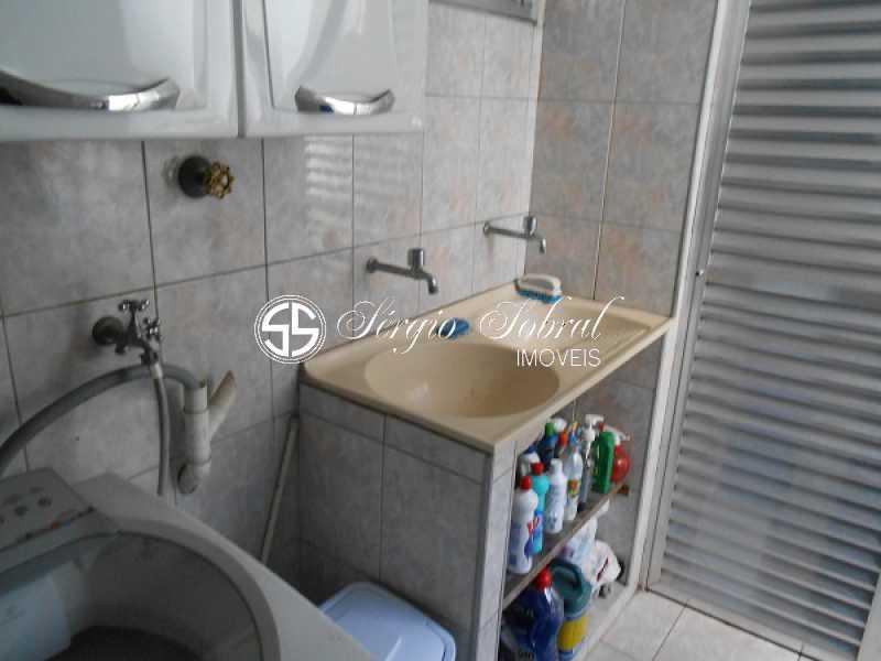 0016 - Casa em Condomínio 3 quartos à venda Vila Valqueire, Rio de Janeiro - R$ 950.000 - SSCN30002 - 16