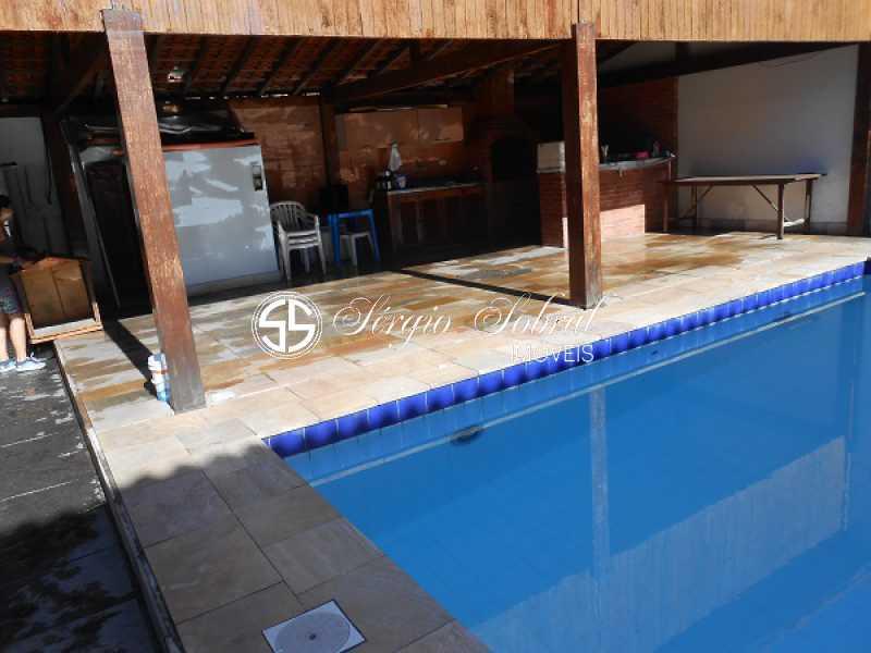 0018 - Casa em Condomínio 3 quartos à venda Vila Valqueire, Rio de Janeiro - R$ 950.000 - SSCN30002 - 18