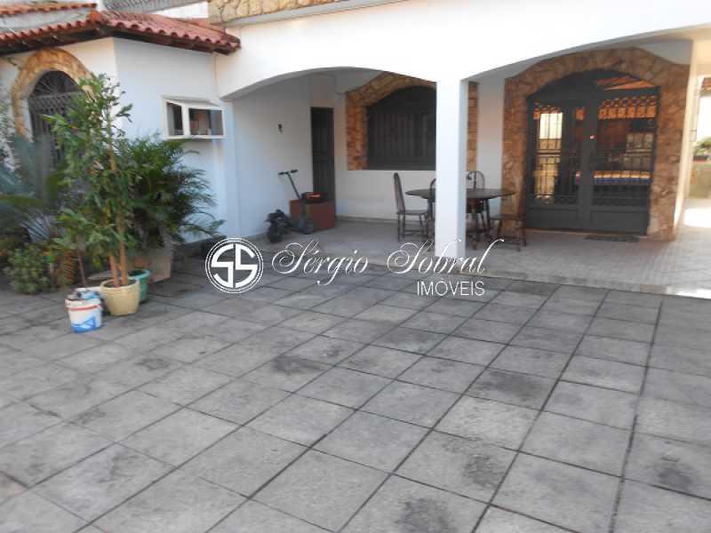 0019 - Casa em Condomínio 3 quartos à venda Vila Valqueire, Rio de Janeiro - R$ 950.000 - SSCN30002 - 19