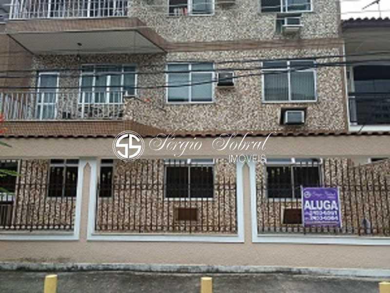 IMG_20181018_114332053 - Apartamento para alugar Rua Vitório Libonati,Vila Valqueire, Rio de Janeiro - R$ 1.512 - SSAP20001 - 1