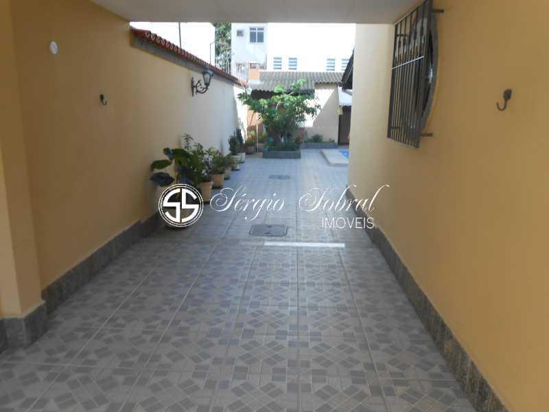 0002 - Casa em Condomínio 3 quartos à venda Vila Valqueire, Rio de Janeiro - R$ 1.200.000 - SSCN30004 - 3