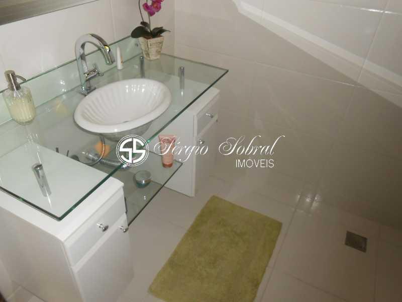 0013 - Casa em Condomínio 3 quartos à venda Vila Valqueire, Rio de Janeiro - R$ 1.200.000 - SSCN30004 - 4