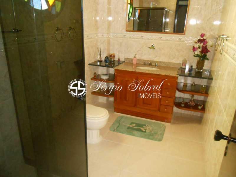 0014 - Casa em Condomínio 3 quartos à venda Vila Valqueire, Rio de Janeiro - R$ 1.200.000 - SSCN30004 - 15