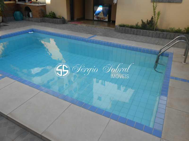 0018 - Casa em Condomínio 3 quartos à venda Vila Valqueire, Rio de Janeiro - R$ 1.200.000 - SSCN30004 - 19