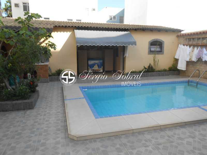 0019 - Casa em Condomínio 3 quartos à venda Vila Valqueire, Rio de Janeiro - R$ 1.200.000 - SSCN30004 - 20