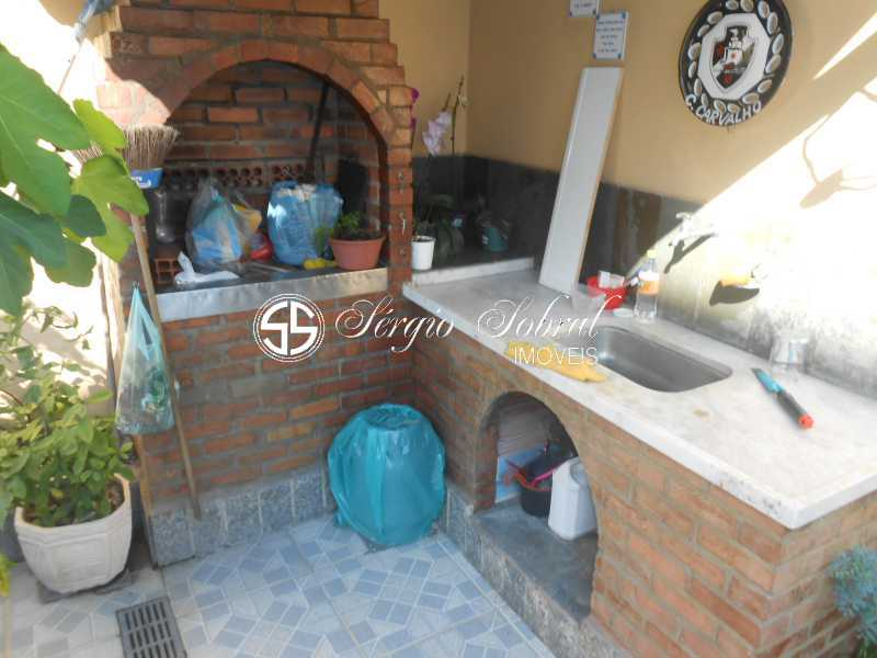 0020 - Casa em Condomínio 3 quartos à venda Vila Valqueire, Rio de Janeiro - R$ 1.200.000 - SSCN30004 - 21