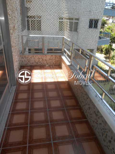 DSCN1657 - Apartamento para alugar Rua Água Comprida,Vila Valqueire, Rio de Janeiro - R$ 1.412 - SSAP20002 - 8
