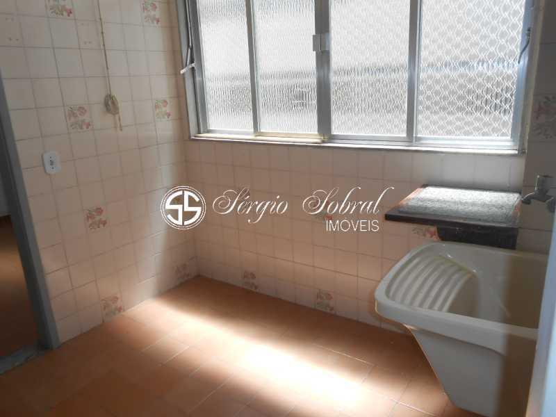 DSCN1666 - Apartamento para alugar Rua Água Comprida,Vila Valqueire, Rio de Janeiro - R$ 1.412 - SSAP20002 - 17