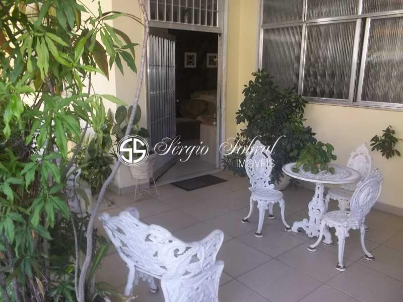 002 - Casa em Condomínio à venda Rua Turvânia,Vila Valqueire, Rio de Janeiro - R$ 1.100.000 - SSCN40001 - 1
