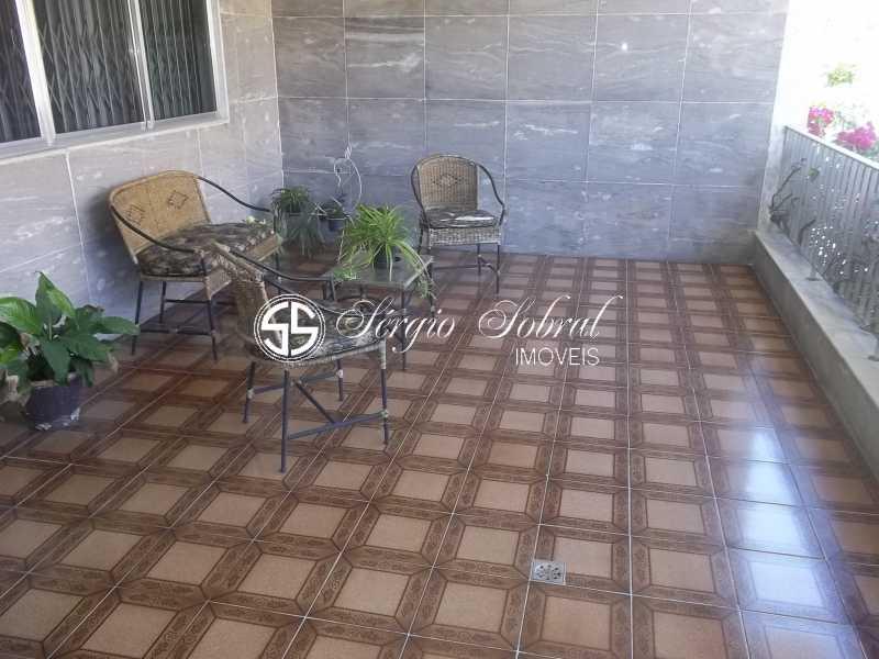 003 - Casa em Condomínio à venda Rua Turvânia,Vila Valqueire, Rio de Janeiro - R$ 1.100.000 - SSCN40001 - 3
