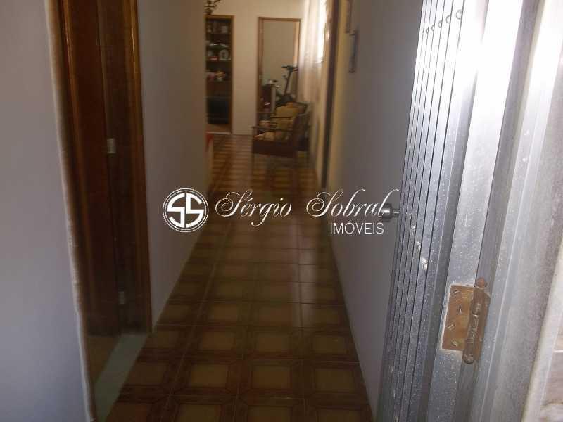 008 - Casa em Condomínio à venda Rua Turvânia,Vila Valqueire, Rio de Janeiro - R$ 1.100.000 - SSCN40001 - 8