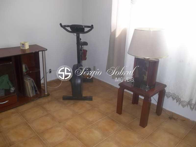 011 - Casa em Condomínio à venda Rua Turvânia,Vila Valqueire, Rio de Janeiro - R$ 1.100.000 - SSCN40001 - 11
