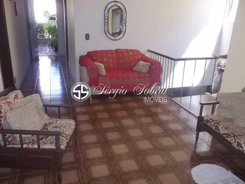 012 - Casa em Condomínio à venda Rua Turvânia,Vila Valqueire, Rio de Janeiro - R$ 1.100.000 - SSCN40001 - 12