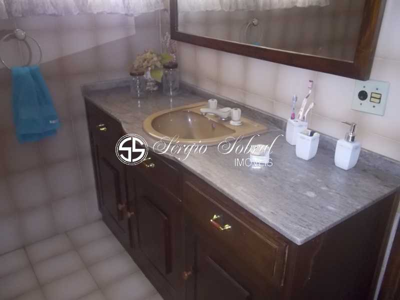 013 - Casa em Condomínio à venda Rua Turvânia,Vila Valqueire, Rio de Janeiro - R$ 1.100.000 - SSCN40001 - 13