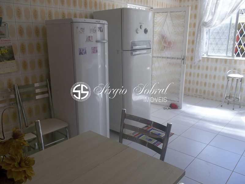 015 - Casa em Condomínio à venda Rua Turvânia,Vila Valqueire, Rio de Janeiro - R$ 1.100.000 - SSCN40001 - 15