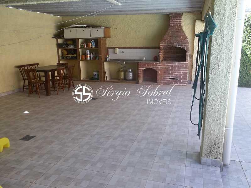 017 - Casa em Condomínio à venda Rua Turvânia,Vila Valqueire, Rio de Janeiro - R$ 1.100.000 - SSCN40001 - 17