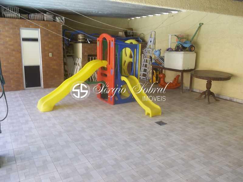 018 - Casa em Condomínio à venda Rua Turvânia,Vila Valqueire, Rio de Janeiro - R$ 1.100.000 - SSCN40001 - 18