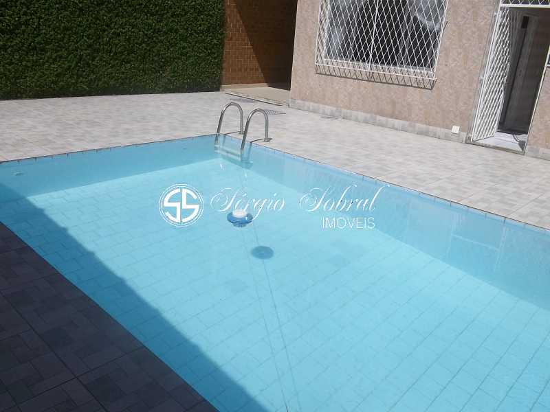020 - Casa em Condomínio à venda Rua Turvânia,Vila Valqueire, Rio de Janeiro - R$ 1.100.000 - SSCN40001 - 20