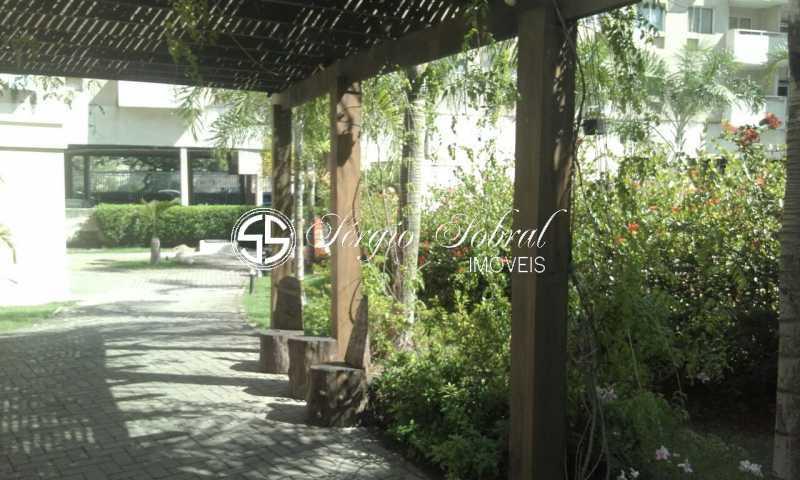 01 - Apartamento à venda Estrada Santa Efigênia,Taquara, Rio de Janeiro - R$ 320.000 - SSAP30008 - 1