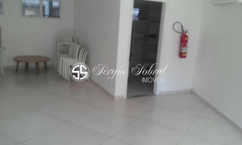 03 - Apartamento à venda Estrada Santa Efigênia,Taquara, Rio de Janeiro - R$ 320.000 - SSAP30008 - 4
