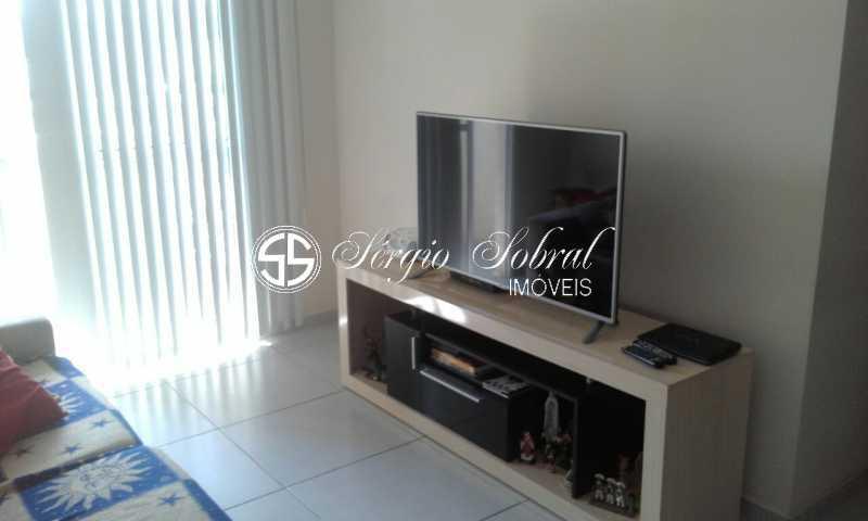 04 - Apartamento à venda Estrada Santa Efigênia,Taquara, Rio de Janeiro - R$ 320.000 - SSAP30008 - 5