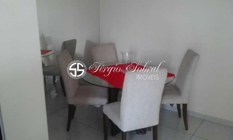 05 - Apartamento à venda Estrada Santa Efigênia,Taquara, Rio de Janeiro - R$ 320.000 - SSAP30008 - 6