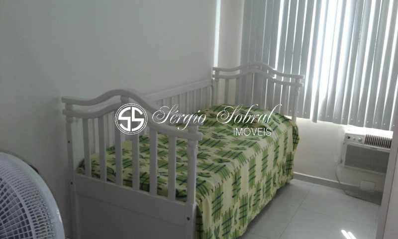 10 - Apartamento à venda Estrada Santa Efigênia,Taquara, Rio de Janeiro - R$ 320.000 - SSAP30008 - 11
