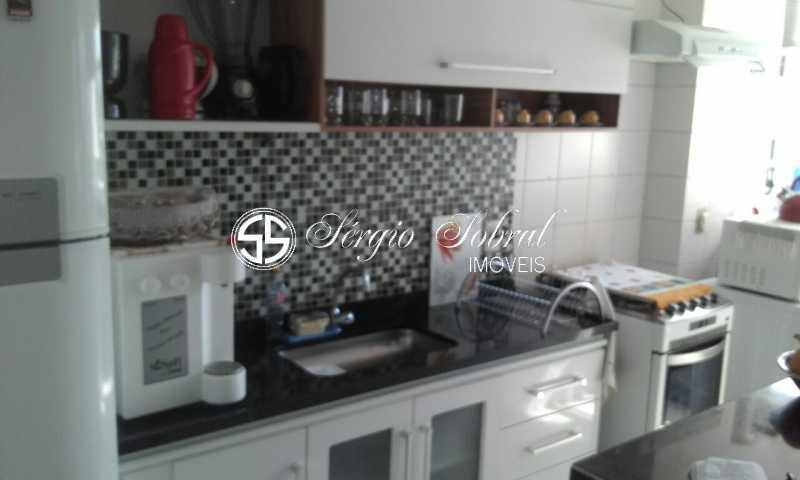 12 - Apartamento à venda Estrada Santa Efigênia,Taquara, Rio de Janeiro - R$ 320.000 - SSAP30008 - 13