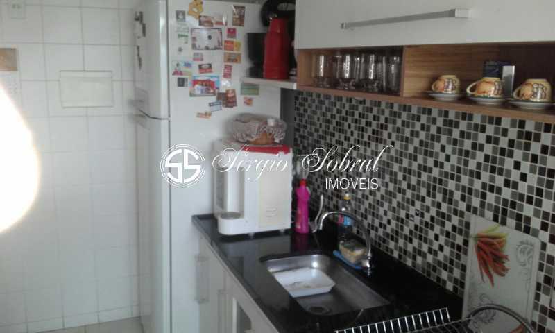 13 - Apartamento à venda Estrada Santa Efigênia,Taquara, Rio de Janeiro - R$ 320.000 - SSAP30008 - 14