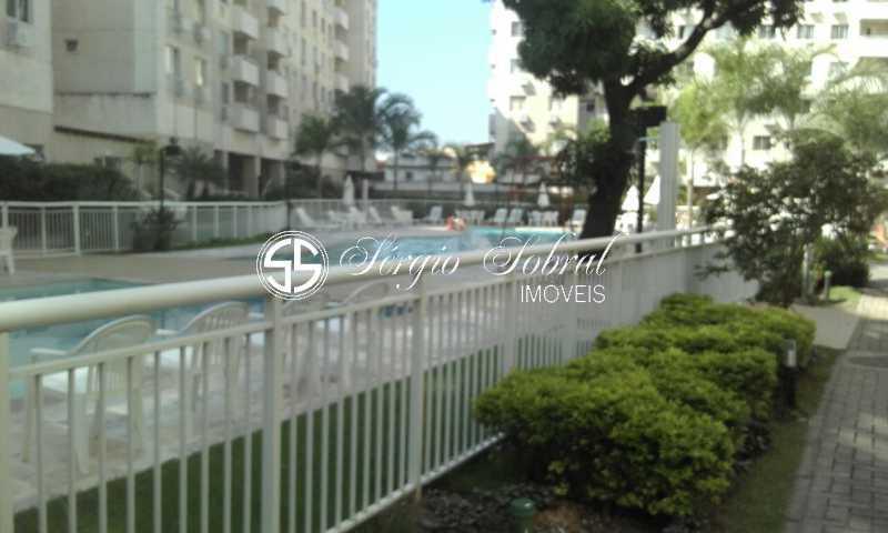 14 - Apartamento à venda Estrada Santa Efigênia,Taquara, Rio de Janeiro - R$ 320.000 - SSAP30008 - 15