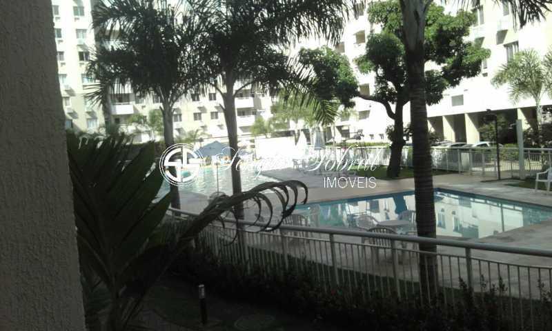 15 - Apartamento à venda Estrada Santa Efigênia,Taquara, Rio de Janeiro - R$ 320.000 - SSAP30008 - 16