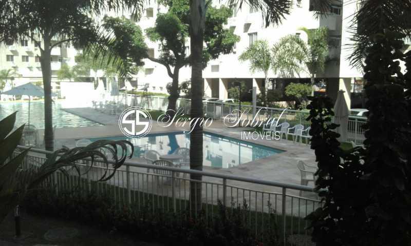 16 - Apartamento à venda Estrada Santa Efigênia,Taquara, Rio de Janeiro - R$ 320.000 - SSAP30008 - 17