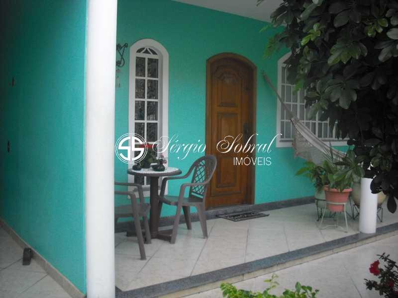 02 - Casa em Condomínio à venda Rua Arcozelo,Vila Valqueire, Rio de Janeiro - R$ 970.000 - SSCN40002 - 1