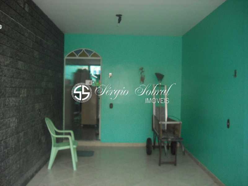 03 - Casa em Condomínio à venda Rua Arcozelo,Vila Valqueire, Rio de Janeiro - R$ 970.000 - SSCN40002 - 3