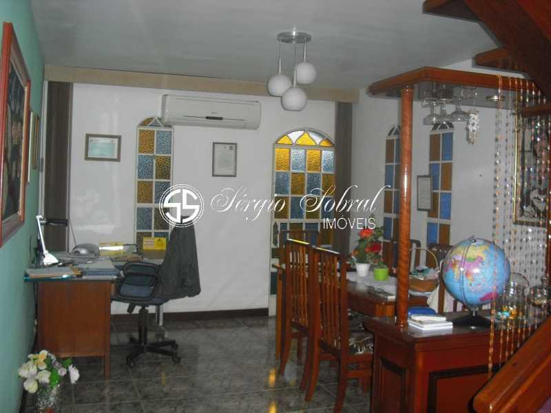 04 - Casa em Condomínio à venda Rua Arcozelo,Vila Valqueire, Rio de Janeiro - R$ 970.000 - SSCN40002 - 4