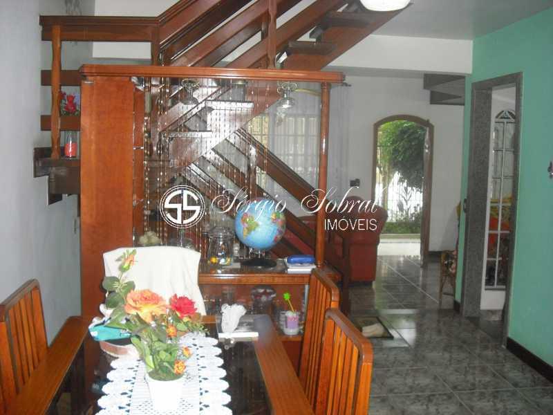 05 - Casa em Condomínio à venda Rua Arcozelo,Vila Valqueire, Rio de Janeiro - R$ 970.000 - SSCN40002 - 5