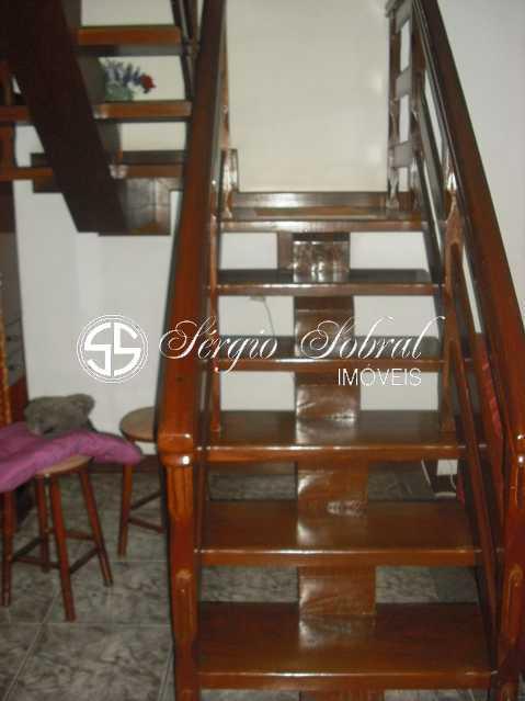 06 - Casa em Condomínio à venda Rua Arcozelo,Vila Valqueire, Rio de Janeiro - R$ 970.000 - SSCN40002 - 6