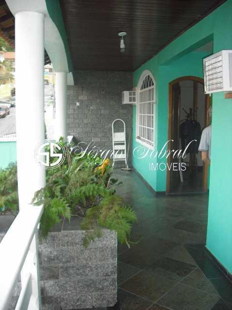 11 - Casa em Condomínio à venda Rua Arcozelo,Vila Valqueire, Rio de Janeiro - R$ 970.000 - SSCN40002 - 9