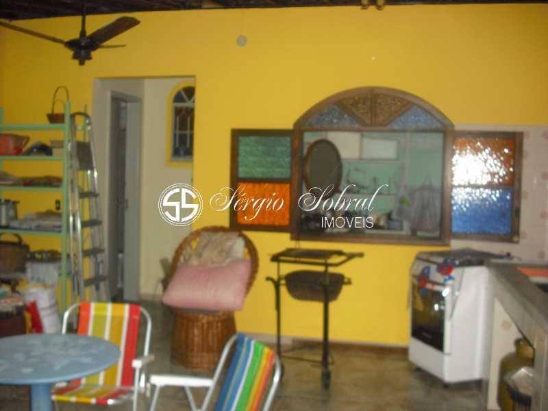14 - Casa em Condomínio à venda Rua Arcozelo,Vila Valqueire, Rio de Janeiro - R$ 970.000 - SSCN40002 - 10