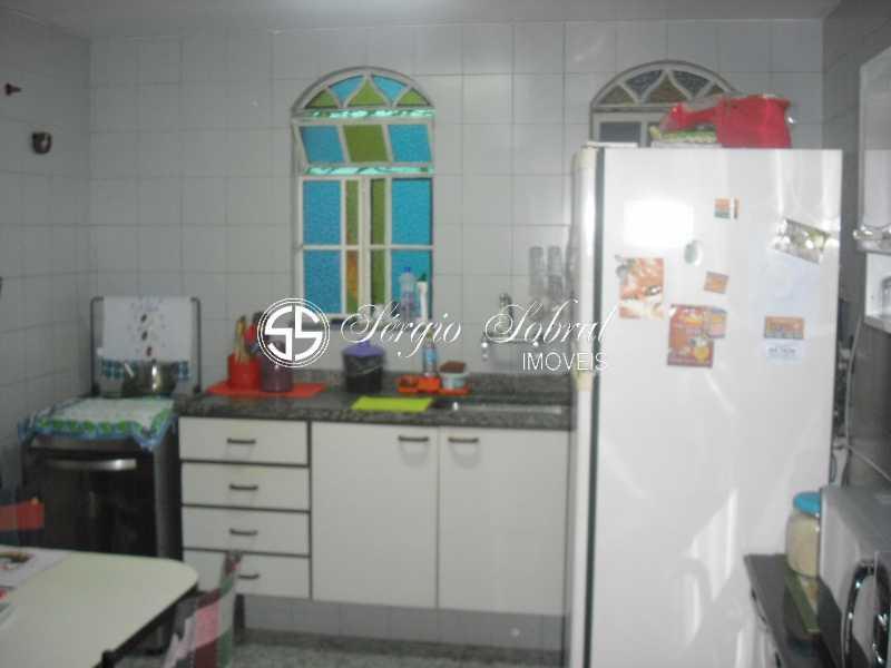 16 - Casa em Condomínio à venda Rua Arcozelo,Vila Valqueire, Rio de Janeiro - R$ 970.000 - SSCN40002 - 12