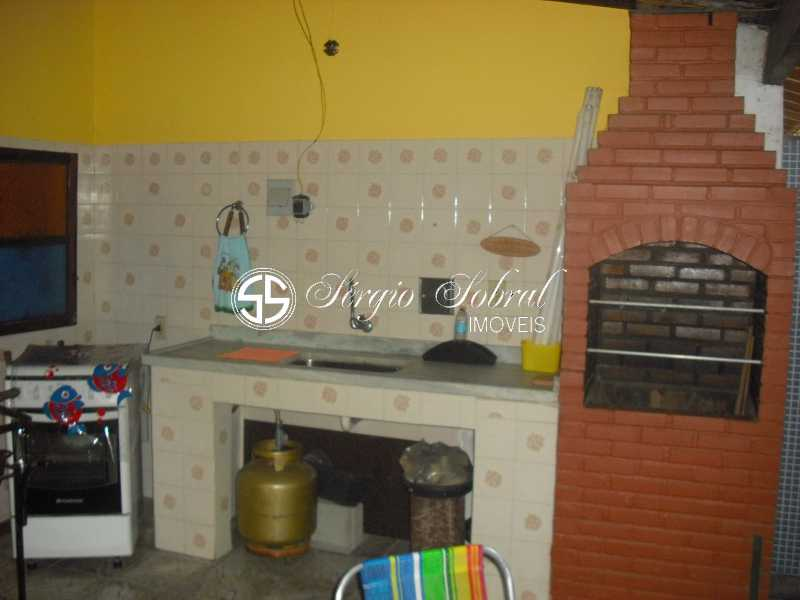 17 - Casa em Condomínio à venda Rua Arcozelo,Vila Valqueire, Rio de Janeiro - R$ 970.000 - SSCN40002 - 13