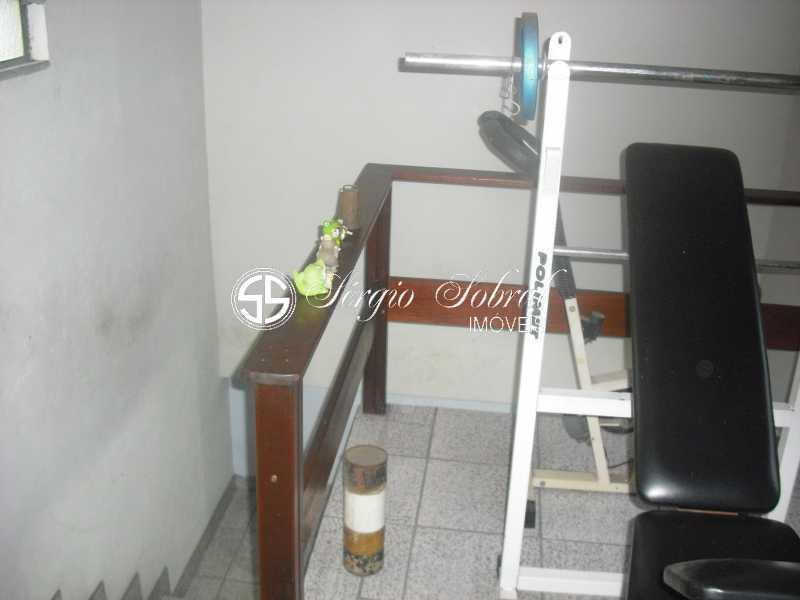 18 - Casa em Condomínio à venda Rua Arcozelo,Vila Valqueire, Rio de Janeiro - R$ 970.000 - SSCN40002 - 14