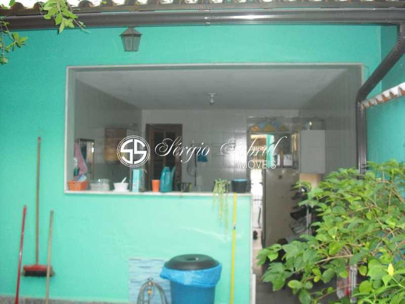 20 - Casa em Condomínio à venda Rua Arcozelo,Vila Valqueire, Rio de Janeiro - R$ 970.000 - SSCN40002 - 19