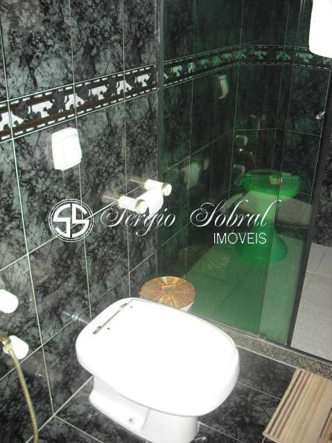 12 - Casa em Condomínio à venda Rua Arcozelo,Vila Valqueire, Rio de Janeiro - R$ 970.000 - SSCN40002 - 20