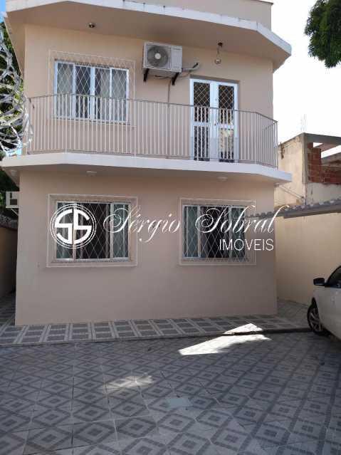 0001 - Casa à venda Rua do Queimado,Bento Ribeiro, Rio de Janeiro - R$ 450.000 - SSCA40001 - 1