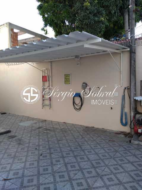0002 - Casa à venda Rua do Queimado,Bento Ribeiro, Rio de Janeiro - R$ 450.000 - SSCA40001 - 3